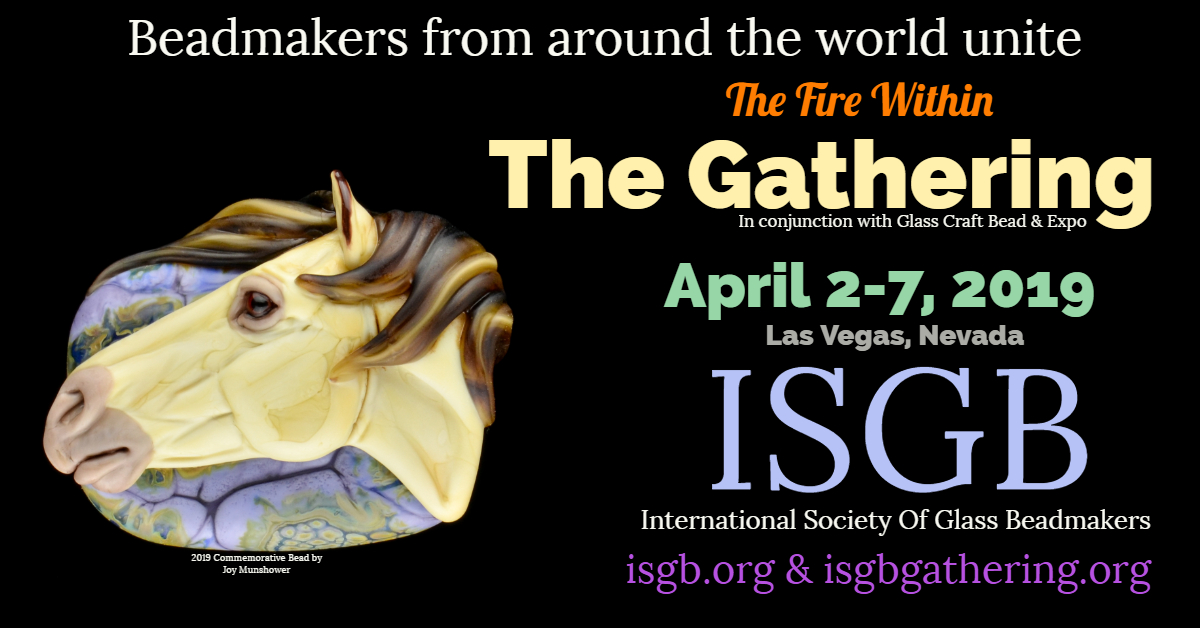 Glass Craft & Bead Expo | Las Vegas | About ISGB