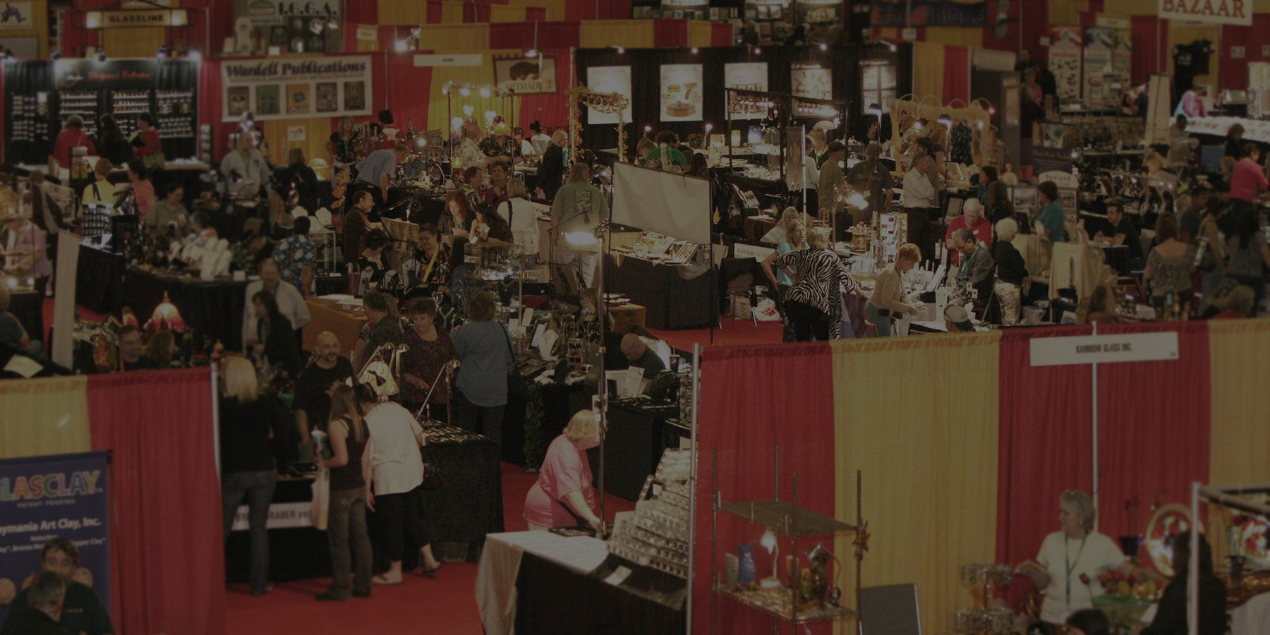 Glass Craft & Bead Expo | Las Vegas | Welcome!